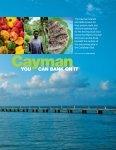 gourmet traveller - Cayman Islands - Page 2