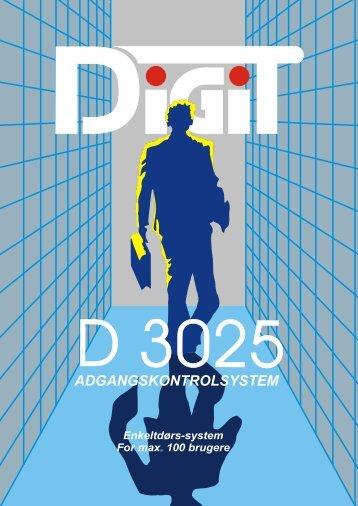 D3025 - DKC