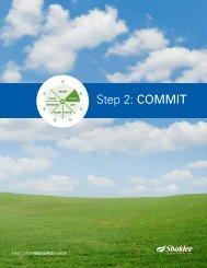 Step 2: COMMIT - Shaklee