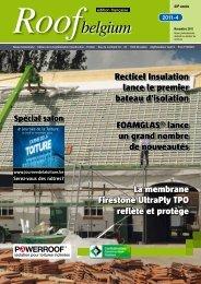 Journée de la Toiture - Magazines Construction