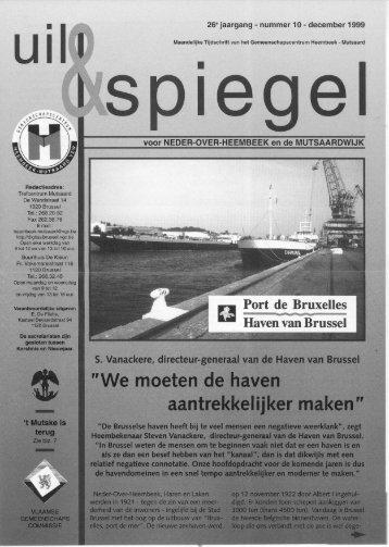"""""""We moeten de haven - Heembeek-Mutsaard-Ingezoomd.be"""