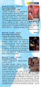 Dépliant été 2012_Mise en page 1 - Vallauris Golfe-Juan - Page 3