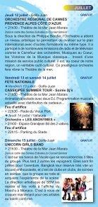 Dépliant été 2012_Mise en page 1 - Vallauris Golfe-Juan - Page 4