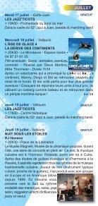 Dépliant été 2012_Mise en page 1 - Vallauris Golfe-Juan - Page 5