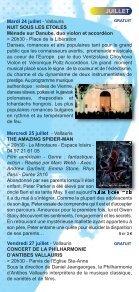 Dépliant été 2012_Mise en page 1 - Vallauris Golfe-Juan - Page 7