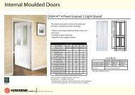 Internal Moulded Doors
