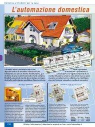 08_Domotica_Prod Casa.indd - Futura Elettronica