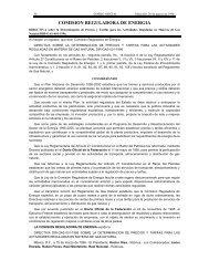Directiva sobre la determinación de precios y tarifas para las ...
