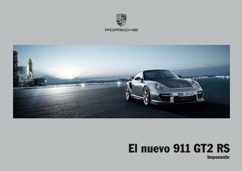 El nuevo 911 GT2 RS