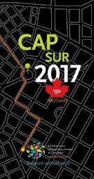 Rapport annuel 2012 - Community Foundations of Canada