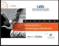 Innovación e Intraemprendimiento - Universidad del Desarrollo