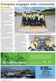 Company engages with community - Waterford Press