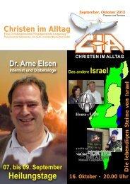 Gemeindebrief 2012-09 10 - Christen im Alltag