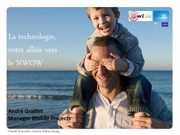 La technologie, votre alliée vers le NWOW (.PDF 1574 k) - Awt
