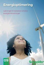 Energioptimering (pdf; 8,40MB) - Schneider Electric
