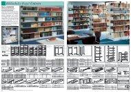 Bibliotheks-Regal Univers - ZUFOR