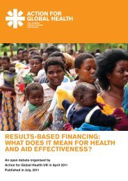 Download here - Action for Global Health