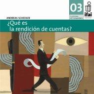 andreas schedler - Unidad de Acceso a la Información Pública