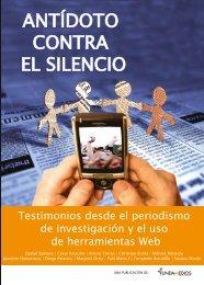ANTÍDOTO CONTRA EL SILENCIO - Fundamedios