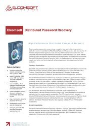 elcomsoft distributed password recovery full