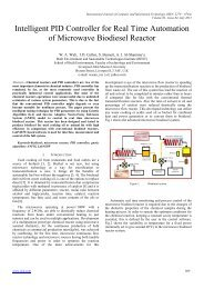 Intelligent PID Controller for Real Time Automation of Microwave ...