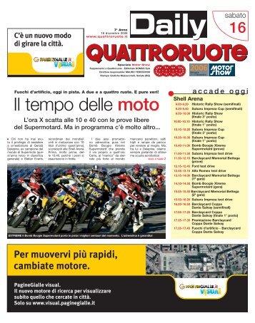 Il tempo delle moto - Editoriale Domus