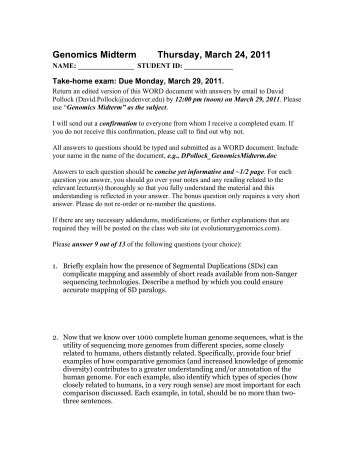 pdf version - David Pollock