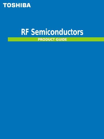RF Semiconductors - nl3prc