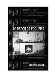 AO REDOR DA FOGUEIRA