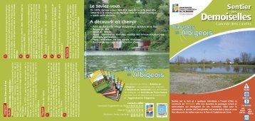 Fiche Boucle du Go - Communauté d'agglomération de l'Albigeois
