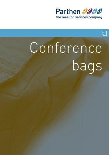 Brochure Bags - Parthen