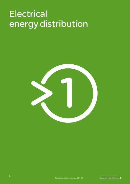 Educational solutions - Schneider Electric