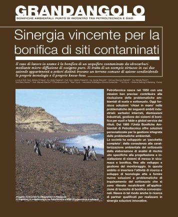 GRANDANGOLO Sinergia vincente per la - Promedianet.it