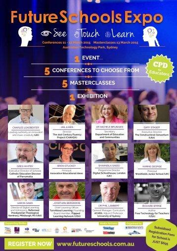 FutureSchools2015_Brochure