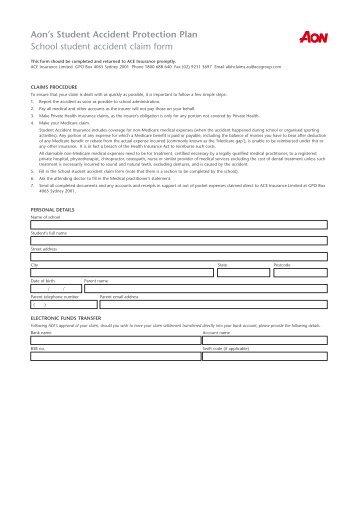 Aia Travel Insurance Claim Form