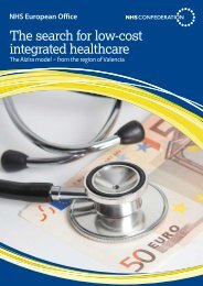 Integrated healthcare 141211