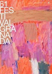 61 FES TI VAL GRA NA DA - Festival Internacional de Música y ...