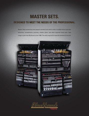 Blackhawk by Proto Catalog - Master Sets - Eoss.com