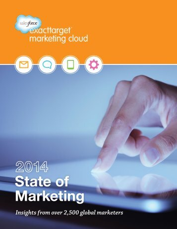 2014StateofMarketing
