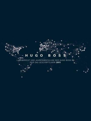 lagebericht und jahresabschluss der hugo boss ... - Zonebourse.com