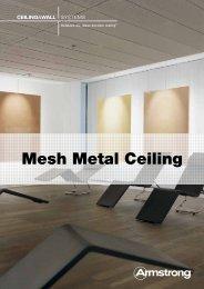 Mesh Metal Ceiling - Mardav