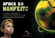 Promote Regional Cooperate Champion - Africa 2.0