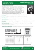 Weld Pins - Ductware - Page 2