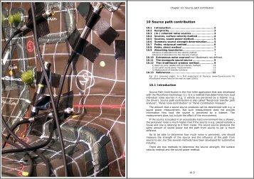Ebook 10 Source path contribution