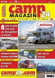 ZUBEHÖR · FREIZEIT HNMOBIL · WOHNWAGEN ... -  Dethleffs
