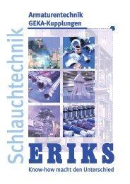 GEKA-Kupplungen - ERIKS