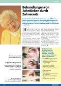 ZahnRat 28 - Zahnärzte in Thüringen - Seite 6