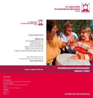 FUD Ravensburg - Liebenauer Netzwerk Familie