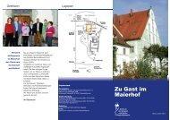 Zu_Gast_im_Maierhof_.. - Zentrum für Umwelt und Kultur ...