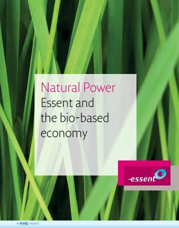 the whitepaper: 'Natural Power' - Igitur